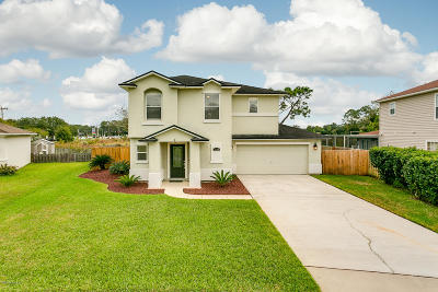Clay County, Duval County, St. Johns County Single Family Home For Sale: 2139 Fresco Dr