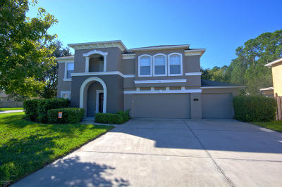 St Augustine Single Family Home For Sale: 336 Brantley Harbor Dr