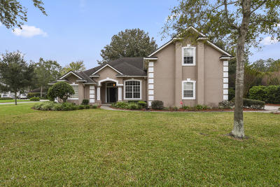 Fleming Island Single Family Home For Sale: 1734 Fiddlers Ridge Dr