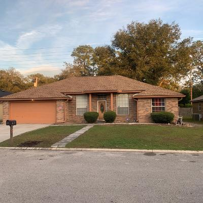 Duval County Single Family Home For Sale: 4739 Fireside Ct