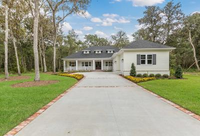 St. Johns County Single Family Home For Sale: 222 Hallowes Cove