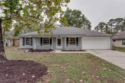 Single Family Home For Sale: 3427 Deerfield Pointe Dr