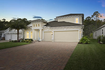 Ponte Vedra Single Family Home For Sale: 36 Marsala St