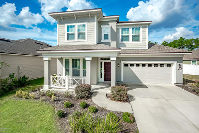 Jacksonville Single Family Home For Sale: 7054 Rosabella Cir