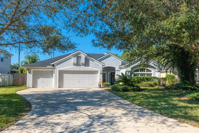 Jacksonville, Fruit Cove, Orangedale, St Johns Single Family Home For Sale: 273 Ivy Lakes Dr