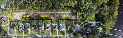 Fleming Island Residential Lots & Land For Sale: 4853-C Raggedy Point Rd