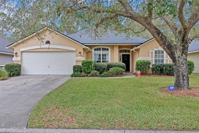 Single Family Home For Sale: 8592 Crooked Tree Dr