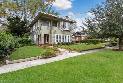 Single Family Home For Sale: 1350 Belvedere Ave