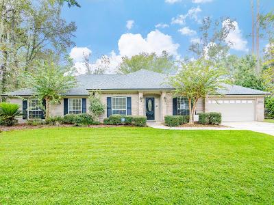 Julington Creek Single Family Home For Sale: 12131 Reservoir Ln W