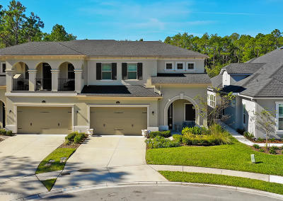 Nocatee, Nocatee Townhouse For Sale: 514 Wingstone Dr
