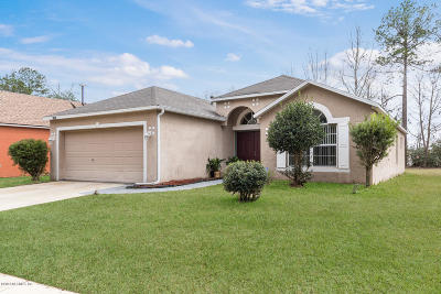St. Johns County, Clay County, Putnam County, Duval County Rental For Rent: 4486 Woodley Creek Rd