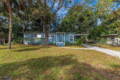 Jacksonville Beach Single Family Home For Sale: 248 Coral Way