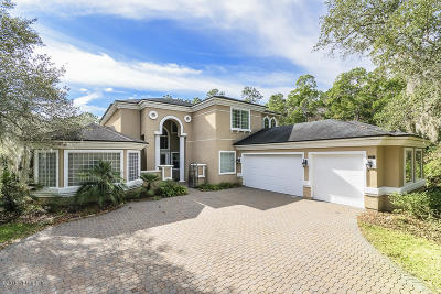Ponte Vedra Single Family Home For Sale: 241 Port Charlotte Dr