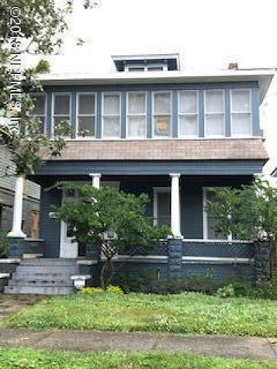Single Family Home For Sale: 2535 Forbes St