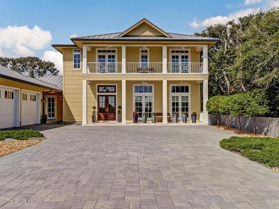 Fernandina Beach Single Family Home For Sale: 95361 Spinnaker Dr