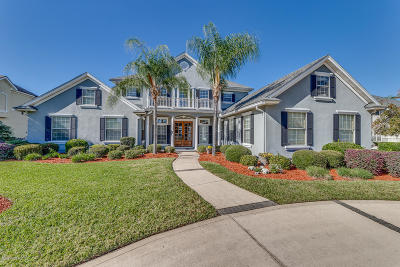 Fleming Island Single Family Home For Sale: 2299 N Lakeshore Dr