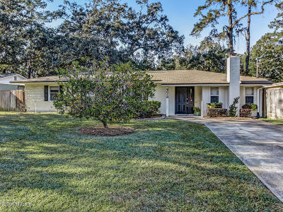 Single Family Home For Sale: 4629 Homestead Rd