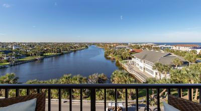 St. Johns County Condo For Sale: 600 Ponte Vedra Blvd #407