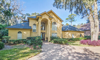 St. Johns County Single Family Home For Sale: 925 Bayside Bluff Rd