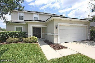 Jacksonville Single Family Home For Sale: 8641 Longford Dr
