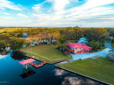 Jacksonville Single Family Home For Sale: 2303 Shipwreck Dr