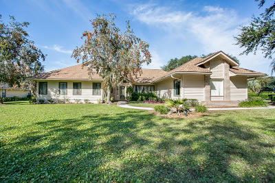 St. Johns County Single Family Home For Sale: 3293 Old Barn Rd