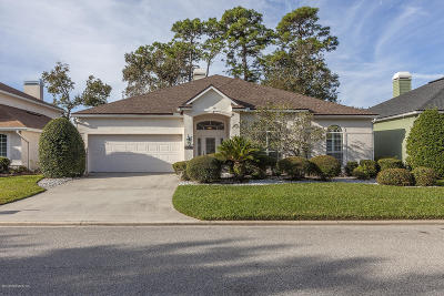 Ponte Vedra Beach Single Family Home For Sale: 6555 Burnham Cir