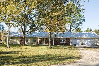 Raiford Single Family Home For Sale: 12799 NE 222nd Ln