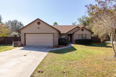Green Cove Springs Single Family Home For Sale: 2928 Plainwood Pl