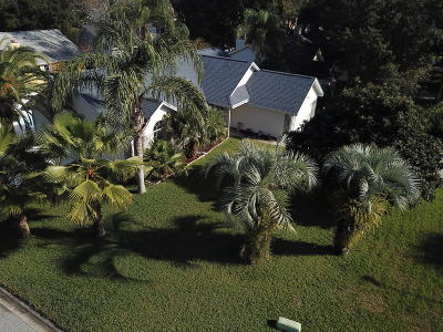 Fernandina Beach Single Family Home For Sale: 2131 Inverness Rd