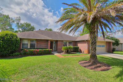 Jacksonville Single Family Home For Sale: 14258 Falconhead Ct