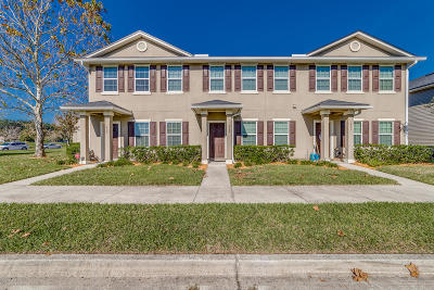 Orange Park, Fleming Island Condo For Sale: 423 Oasis Ln