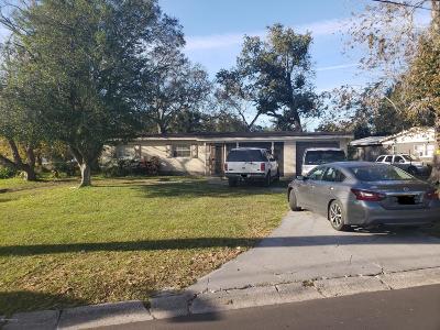 Jacksonville Single Family Home For Sale: 8904 Devonshire Blvd