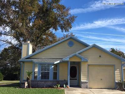 Jacksonville Single Family Home For Sale: 11463 Mandarin Glen Cir W