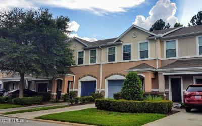 Orange Park, Fleming Island Townhouse For Sale: 709 Crystal Way