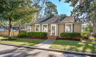Jacksonville Single Family Home For Sale: 3570 Randall St