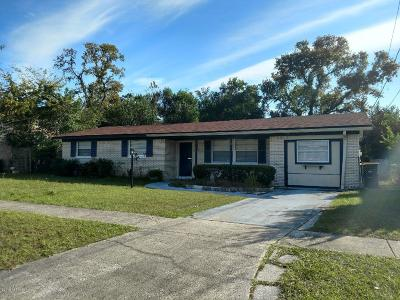 Jacksonville Single Family Home For Sale: 7826 Jaguar Dr