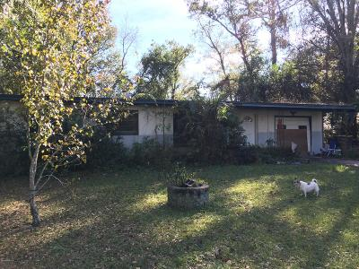 Jacksonville Single Family Home For Sale: 7902 Patou Dr S