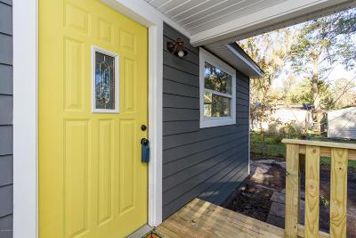Jacksonville Single Family Home For Sale: 5415 Missouri Ave