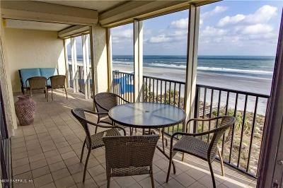 St. Johns County Condo For Sale: 7990 A1a #502