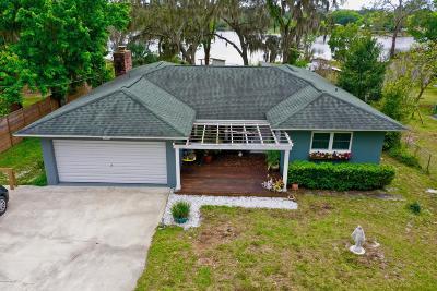 Single Family Home For Sale: 822 Lake Shore Ter
