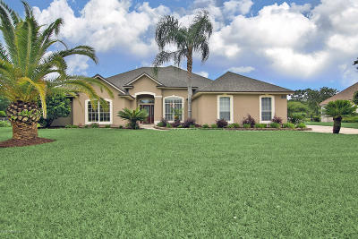 St. Johns County Single Family Home For Sale: 124 Cattail Cir