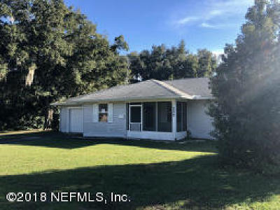 Single Family Home For Sale: 205 Palmetto Ave