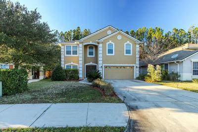 Jacksonville Single Family Home For Sale: 12355 Cadley Cir