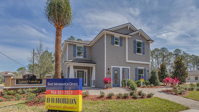 Jacksonville Single Family Home For Sale: 9507 Egrets Landing Dr