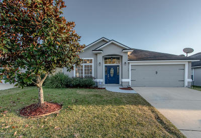 Orange Park, Fleming Island Single Family Home For Sale: 1456 Greenway Pl