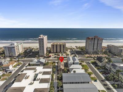 Jacksonville Beach FL Multi Family Home For Sale: $1,100,000