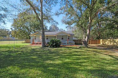 Duval County Single Family Home For Sale: 7054 Exline Rd