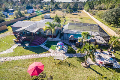Duval County Farm For Sale: 5748 Wandering Trl