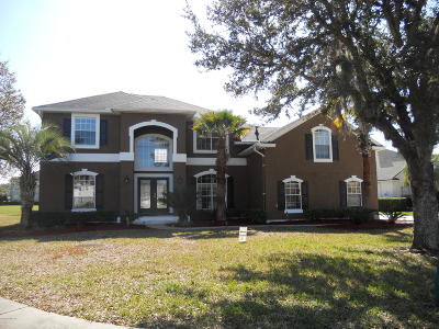 Jacksonville FL Single Family Home For Sale: $473,987